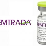 Лечение рассеянного склероза препаратом Lemtrada Алемтузумаб